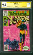 Uncanny X Men 138 CGC SS 9.4 Claremont Cyclops leaves Dark Phoenix Movie 1980
