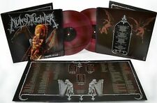 Nunslaughter-Angelic redoutable + + Red/Brown 2-lp + + NEUF!!!