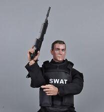 1/6 Military Army Suit SWAT Shooter Soldier Ranger Policemen 12'' Figure Model