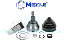Meyle FRONT CV JOINT KIT / Drive shaft Joint Kit & Boot / Grease No 100 498 0121