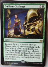 Sorcery Green Rare Individual Magic: The Gathering Cards