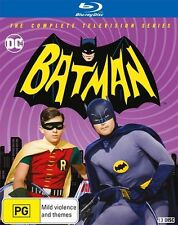 Batman - The Complete Television Series 1966 -1968 %7c Blu-Ray Reg-B %7c TV 13 Discs