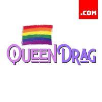 QueenDrag.com - 2 Word Short Domain Name - Brandable Catchy Domain .COM Dynadot