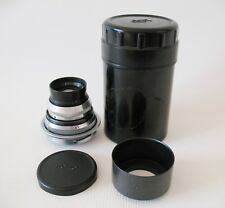 NEW LOMO 2/50mm cine lens RO3-3M/ РО3-3М Konvas mount  #124261