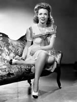 OLD CBS RADIO PHOTO CBS Radio singer Phyllis Jeanne Creore 1940s 6