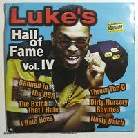Tested- Luke's Hall Of Fame Volume 4 Vinyl LP Missing 1 Album