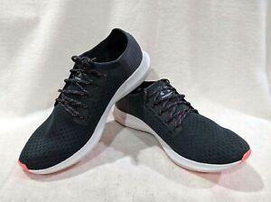 Under Armour UA Sway Dark Grey/Black Women's Running Shoes - Size 9.5 NWB