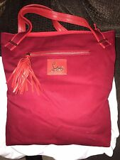 Women's Christian Louboutin Red Purse Handbag  From 2011 SALE!