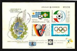 1994 Football Soccer cover FIFA list of world champions flags ball stadium tower