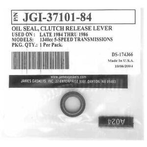 New James Gasket Shifter Shaft Seal 37101-84 DS-174366