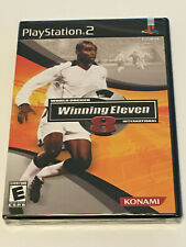 Winning Eleven 8 Soccer [PlayStation 2 PS2 US NTSC] NEW FACTORY SEALED