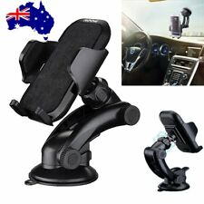 Universal 360° Car Mobile Phone Windscreen Suction Mount Dashboard Holder GPS