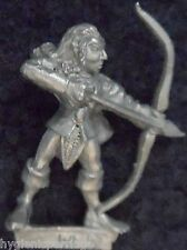 1989 wood elf mm80 ci 9 Marauder elven army SILVAN WARHAMMER Citadel AD&D METAL