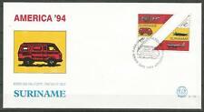 Republiek Suriname FDC E 178. UPAE (America) 6e serie. 1994.