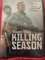 Killing Season (DVD, 2013)Brand New,John Travolta,Robert De Niro