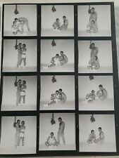 VINTAGE GAY PHOTOGRAPHS NEGATIVE 1980'S
