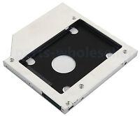 2nd SATA HDD SSD Enclosure Caddy Frame for Lenovo IdeaPad Y510 Y510P Y510PT L340
