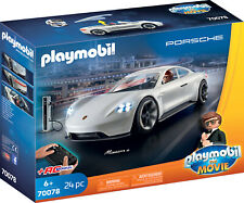PLAYMOBIL® The Movie 70078 Rex Dasher's Porsche Mission E