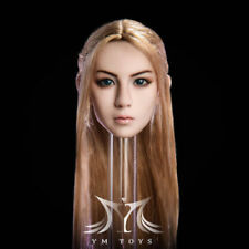 "YMTOYS 1/6 YMT09A Pale Spirit 12"" Female Figure Body W/Detachable Ear"