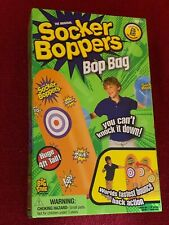 Toddlers Inflatable Punching bop Bag for kids Socker Bopper Sports Boxing Toy