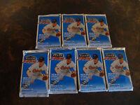 2000 Fleer Focus Baseball---Hobby Packs---Lot Of 7---10 Cards/Pack