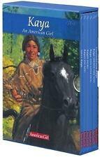 Kaya 1764 An American Girl Box Collection Set 6 Books Nez Perce Respect Earth