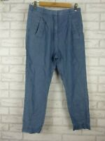 ACNE high-waisted denim casual pants size 36