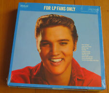 FREE 2for1 OFFER-Elvis Presley ‎– For LP Fans Only Label: RCA Victor ‎– LSP-1990