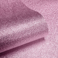 Couture By Muriva Sparkle Soft Pink Glitter Metallic Textured Wallpaper (601530)