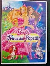 DVD Barbie The Princess and The Popstar