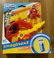 Imaginext DC Super Friends THE FLASH 3 Inch Figure