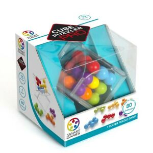 Smart Games Cube Puzzler Pro - 3D Brainteaser Toy For Children and Adults