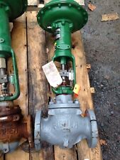 FISHER TYPE ED 3 INCH CLASS 150 667 ACTUETED VALVE