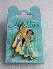 Disney Dlrp Aladdin and Jasmine Couple Paris Dlp Pin
