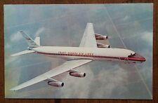 Trans-Canada Air Lines DC 8 Postcard