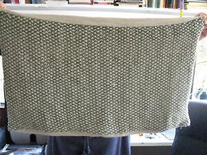 2 Pottery Barn Lumbar Pillow Covers 16x26 inches LINEN/COTTON BLEND