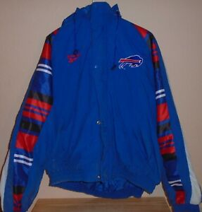 vintage 1990s Buffalo Bills Reebok  Proline jacket XL