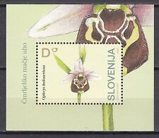 SLOVENIA 2004 **MNH SC# 573 S/S  The Flowers - Orchids