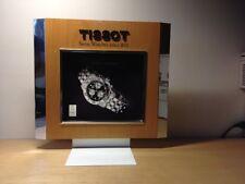 Used - Display Exposant TISSOT 34,5 cm x 36 cm Wood & aluminum Reversible photo