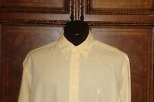 RALPH LAUREN men's dress shirt - Yellow