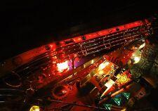 Medieval Madness Pinball Catapult Ramp Light Mod Bally Wms