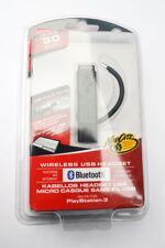 Madcatz Wireless USB Bluetooth Headset for Sony PlayStation 3