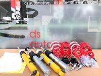 Gewindefahrwerk Härteverstellbar VW GOLF 7 1,6TDI/2,0GTD/2,0 TFSI ,GTI 2/2013-