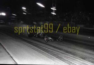 Lions Drag Strip - Racing Under the Lights - Vintage 35mm Race Negative 11294