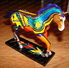 Native Essence (Trail of Painted Ponies by Westland, 12305) 1E/0505, Signed