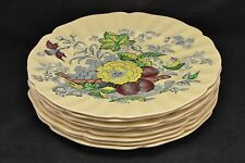 """'Kirkwood' by Royal Doulton 10"""" dinner plates ND3114"""
