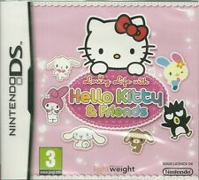 JEU DS NINTENDO : HELLO KITTY / NEUF EMBALLE / FRANCAIS