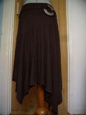 Calf Length Viscose Asymmetrical Skirts NEXT for Women