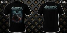 "NEW T-SHIRT "" KREATOR United In Hate "" DTG PRINTED TEE- S-7XL"