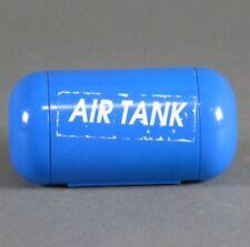LEGO® TECHNIK Pneumatic Air Tank blau Lufttank mit Aufkleber 67c01 Technic